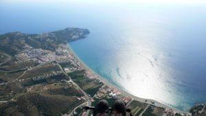 Grands vols en Andalousie