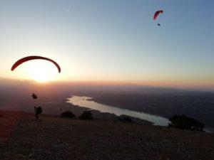 Premiere Semaine parapente en Andalousie
